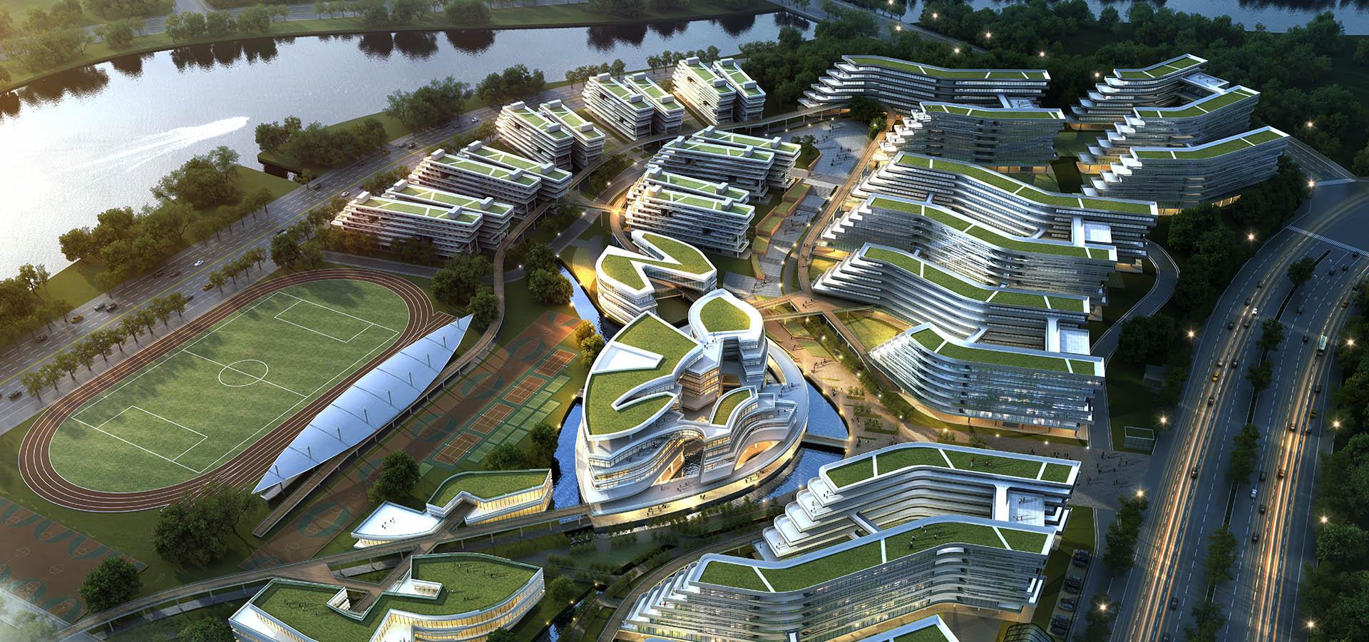 首层架空层建筑面积_文化建筑 - BIAD华南设计中心